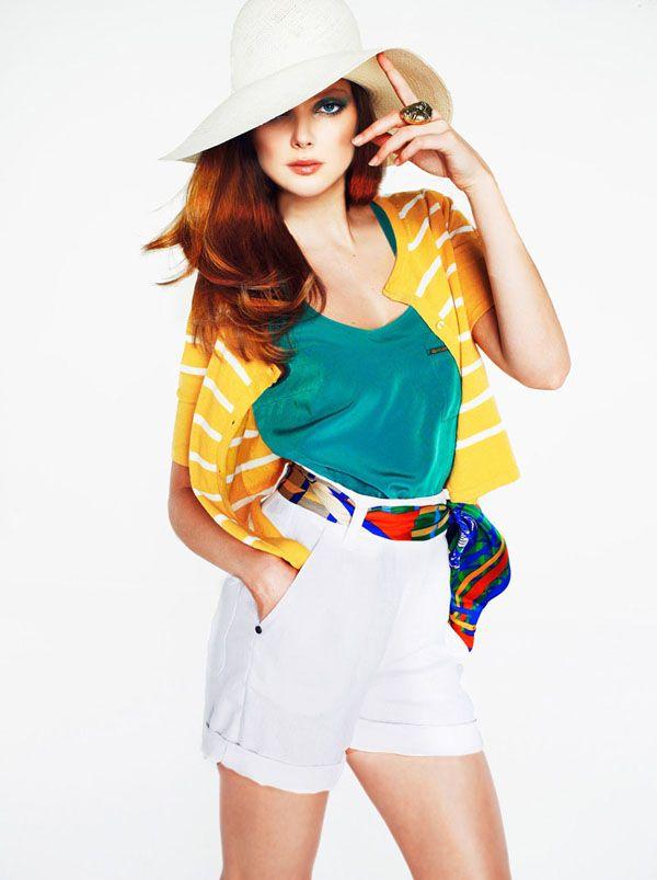 Lukbuk Mango - Χρώματα και Ρίγες