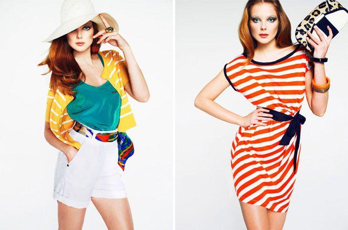 Lukbuk Mango - Colors and Stripes