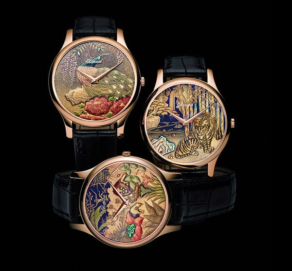 Luxury Watches Collection Chopard L.U.C. XP Urushi