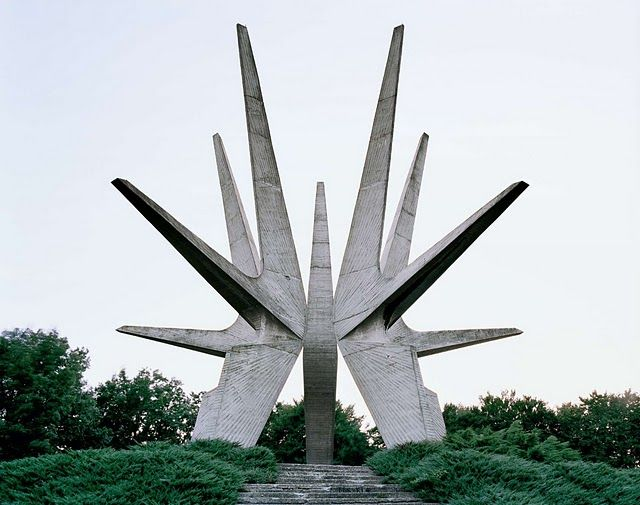Neglected monuments of Yugoslavia