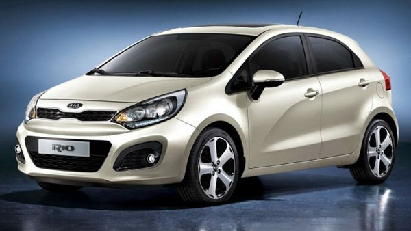 New Kia Rio for lovers of speed and comfort