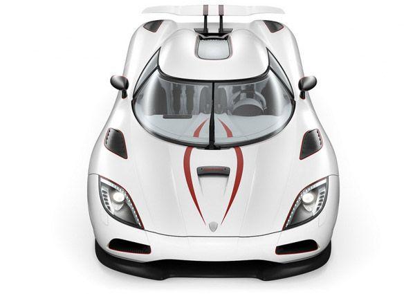 New Koenigsegg Agera R