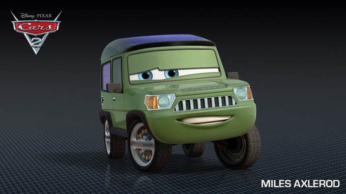 New Movie Cars 2