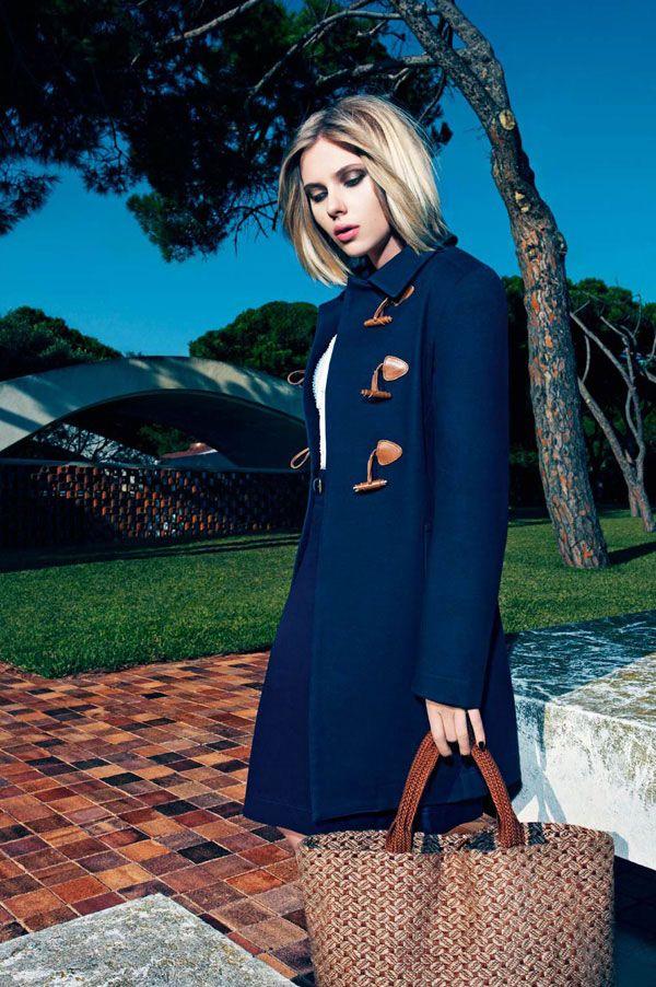 Scarlett Johansson για τη συλλογή Mango