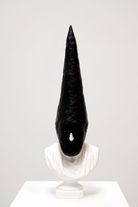 Sculptor Nick van Woert
