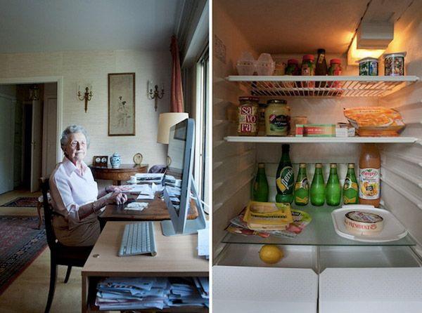 Σειρά φωτογραφιών - Στο ψυγείο σας