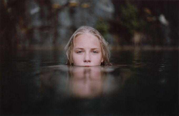Self-portraits of Helen Korpak