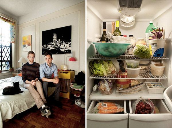 Series - In your fridge