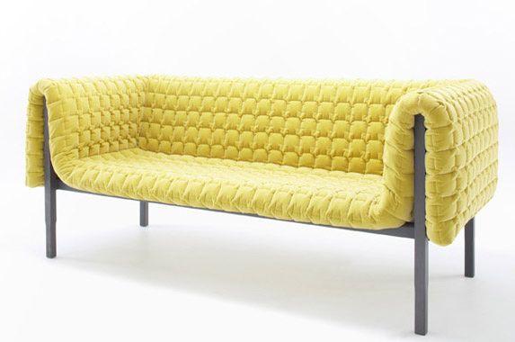 Sofa by Inga Sempé