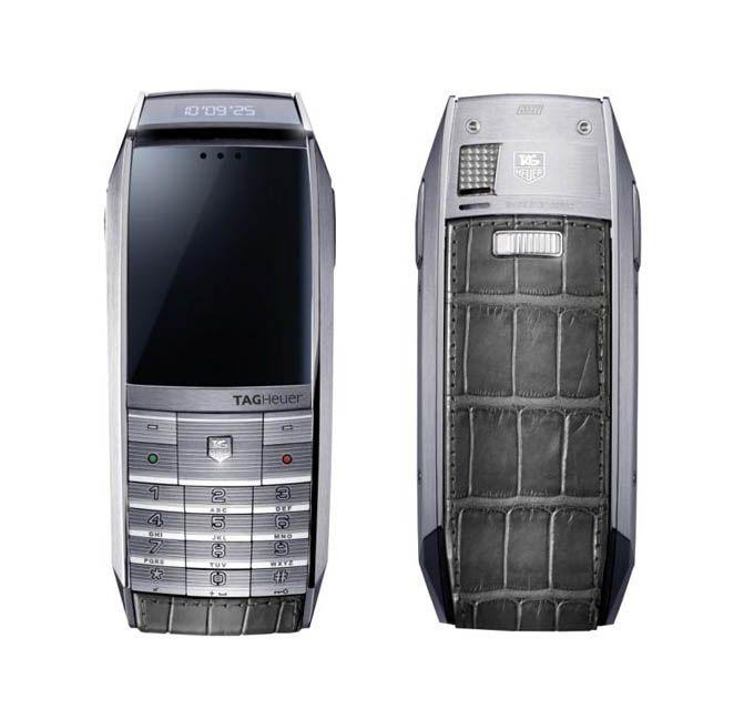 The collection of phones TAG Heuer MERIDIIST - Λονδίνο