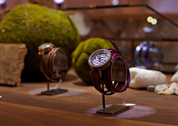 Unique Steampunk Watches by Dedegumo