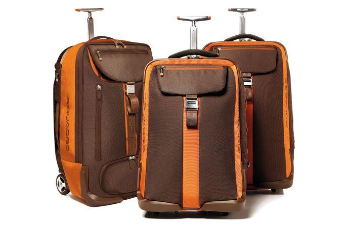 Βαλίτσες και τσάντες σε κεντρικό πολυκατάστημα