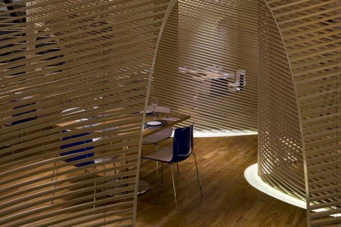 Εστιατόριο Nautilus στην Σιγκαπούρη