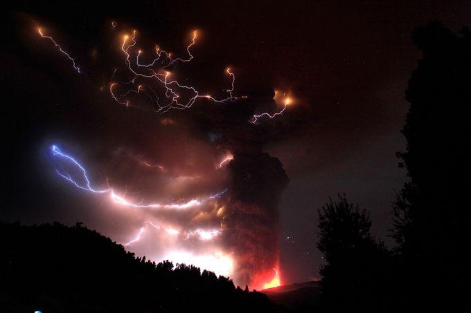 Ηφαιστειακή έκρηξη Puyehue