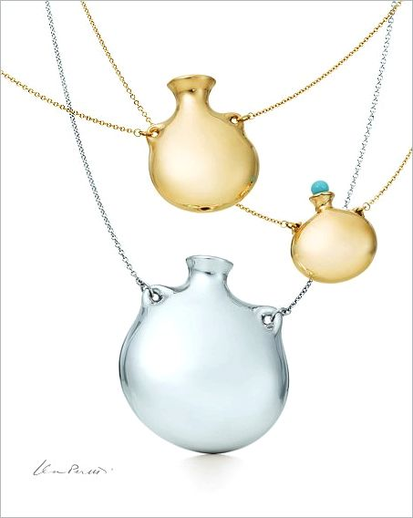 Κοσμήματα από την Elsa Peretti για Tiffany και Co
