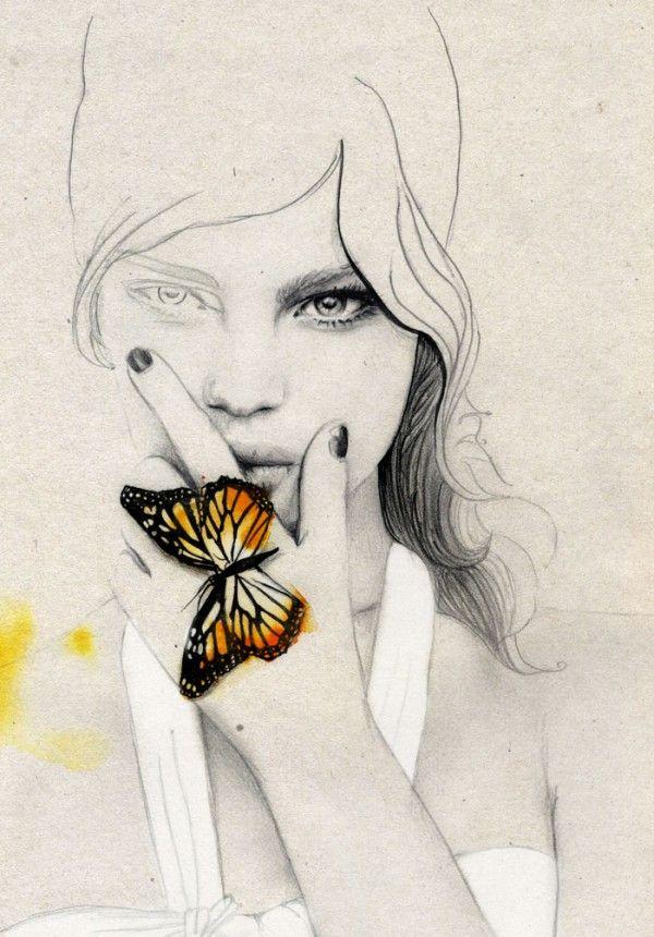 Μοντέρνα εικονογράφος Elisa Mazzone