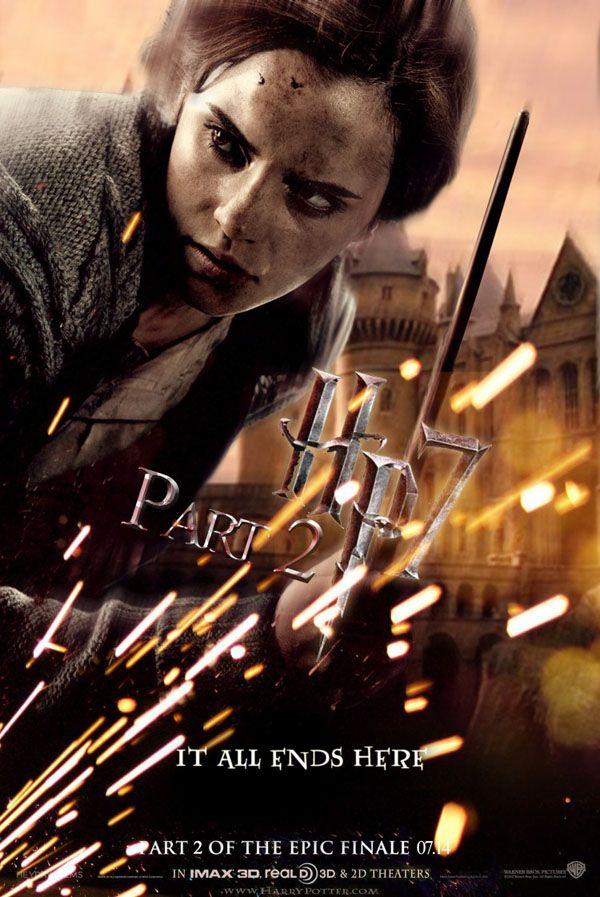 Ο Χάρι Πότερ και οι Κλήροι του Θανάτου - Μέρος 2ο