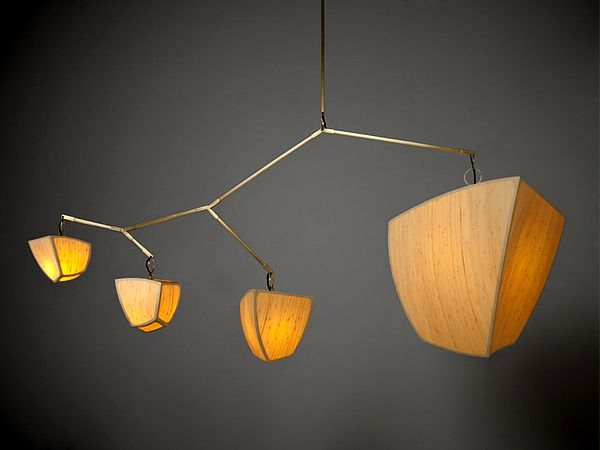 Abstract Lamps Collection CONSTANTIN