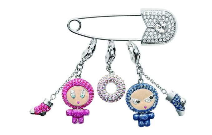 Autumn-winter collection of Swarovski