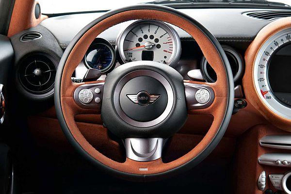 Bentley Mini Cooper S - Τιμόνι Αυτοκινήτου