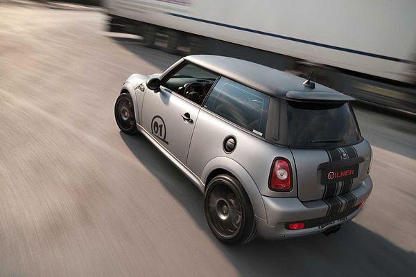 Bentley Mini Cooper S