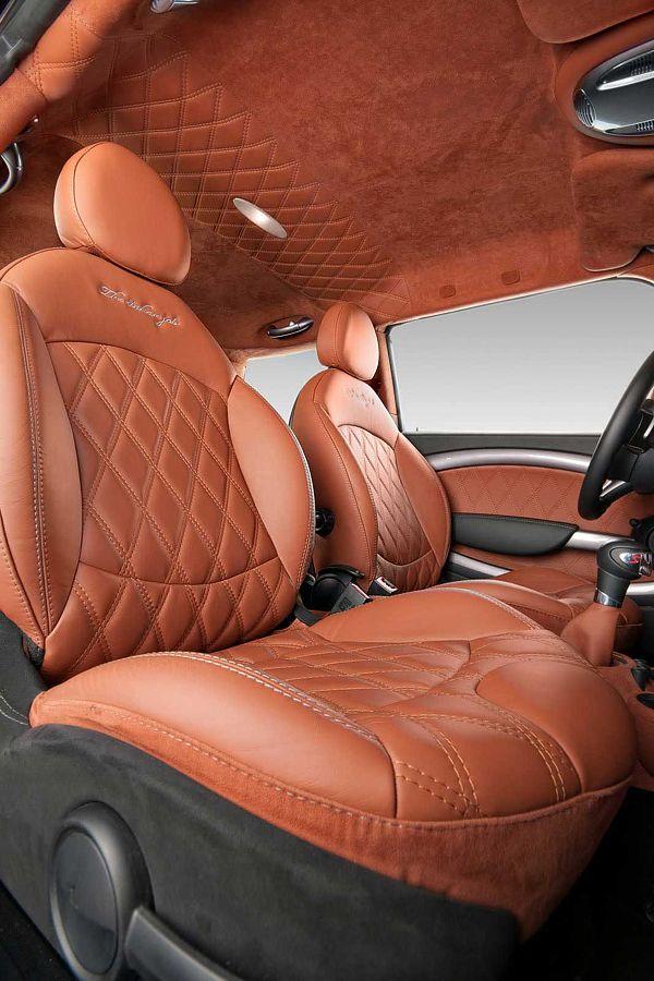 Bentley Mini Cooper S - Σαλόνι Αυτοκινήτου