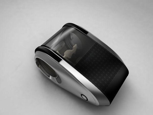 Concept ηλεκτρικού αυτοκινήτου ECCO