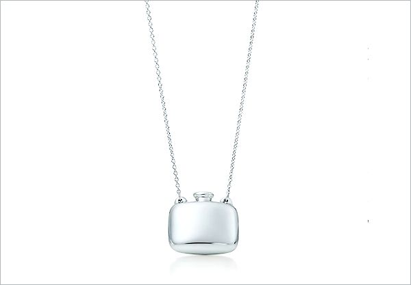 Elsa Peretti Bottle Pendants for Tiffany and Co
