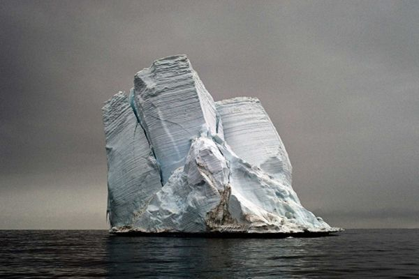 Icebergs Camille Seaman
