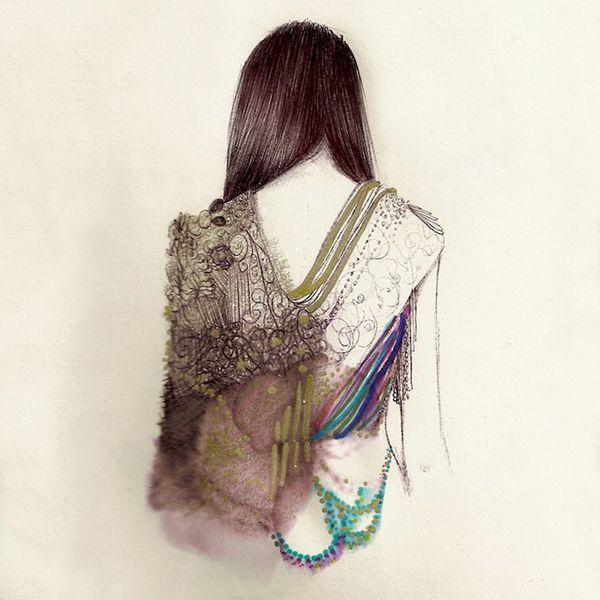 Illustrator Camila do Rosario