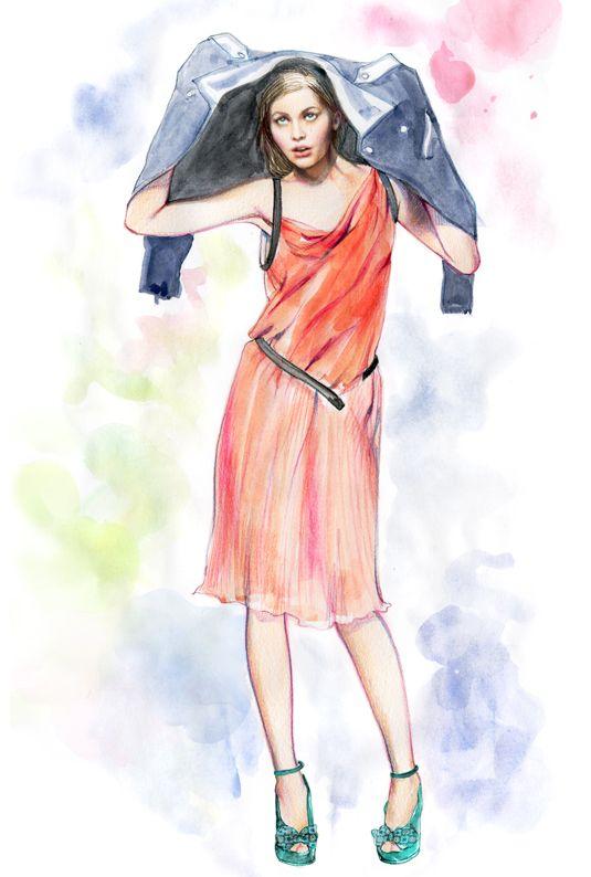 Illustrator Minni Havas