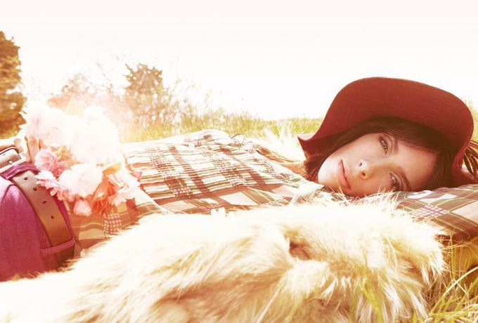 Jamie Boucher in Vogue Italia