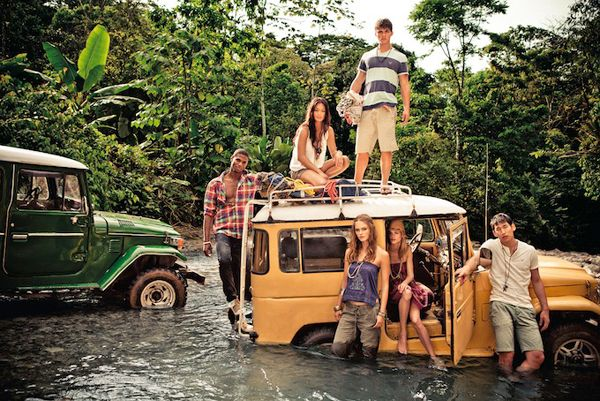 Lukbuk American Eagle Outfitters Summer 2011