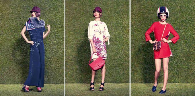 Lukbuk Louis Vuitton Resort 2012