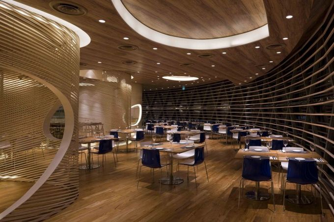 Restaurant Nautilus Project in Singapore