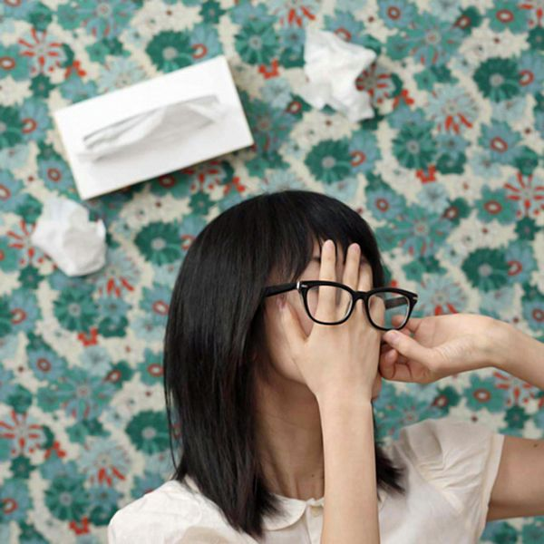 Sequence I am more than my face from Mitsuko Nagone