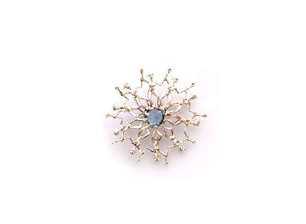 Ασυνήθιστα κοσμήματα της Selda Oketan
