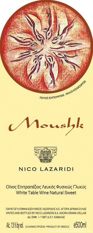 Moushk - Nico Lazaridi