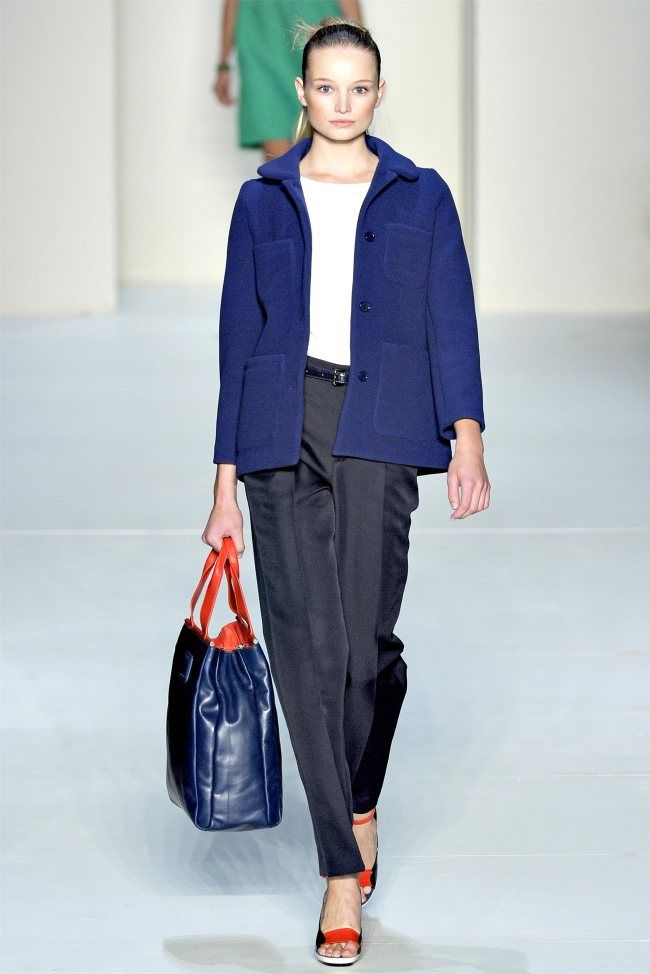 Μαρκ Γιάκομπς (Marc Jacobs) άνοιξη 2012 – Εβδομάδα Μόδας στη Νέα Υόρκη