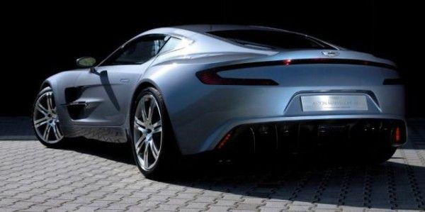 Aston Martin One-77 - 1.400.000 euro