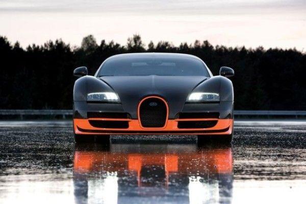 Bugatti Veyron Supersport - 2.600.000 euro
