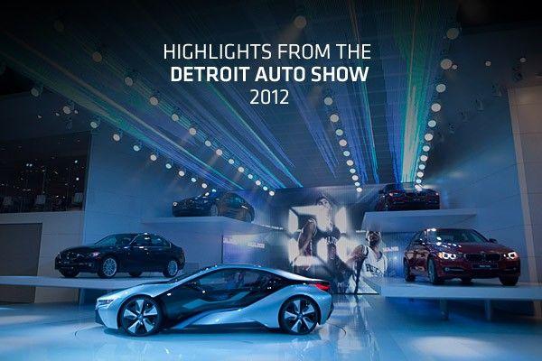 Τα καλύτερα αυτοκίνητα του Detroit Auto Show 2012
