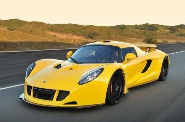 Hennessey Venom GT - 1.000.000 euro