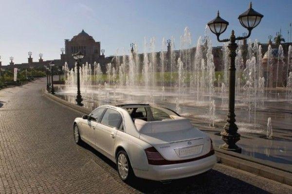 Maybach Landaulet - 1.400.000 euro