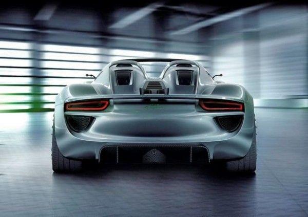 Porsche 918 Spyder - 845.000 euro