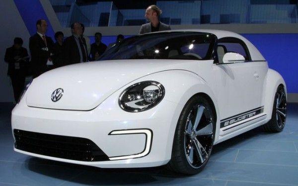 Volkswagen E Bugster Concept