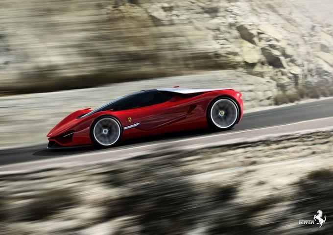 Ferrari Xezri Concept από Samir Sadikhov