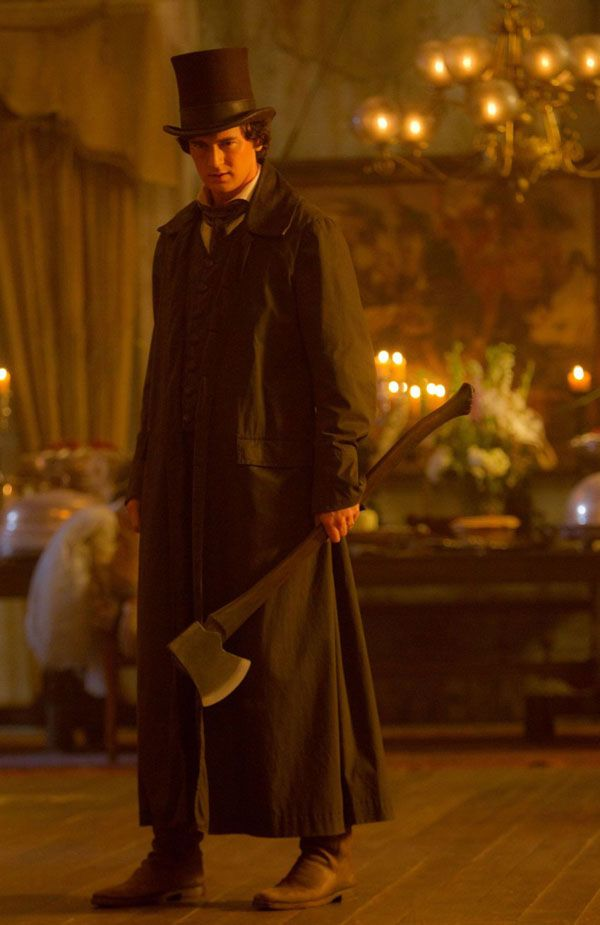 Abraham Lincoln: Vampire Hunter-04