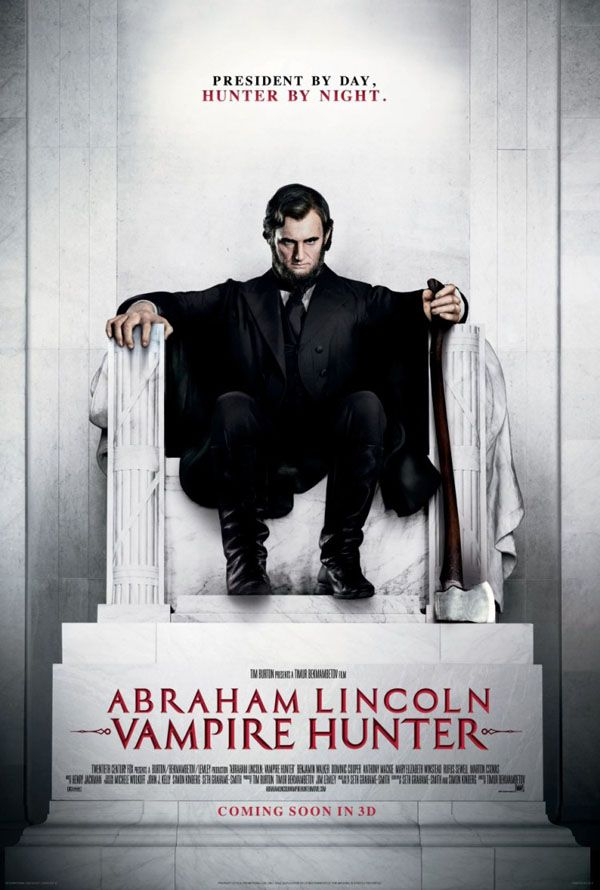 Abraham Lincoln: Vampire Hunter-11