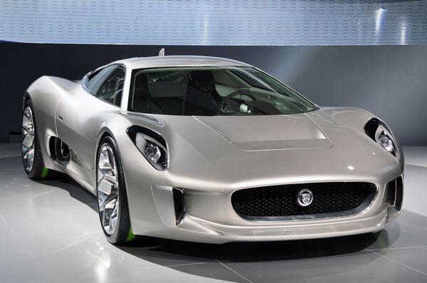 Jaguar C-X75-concept